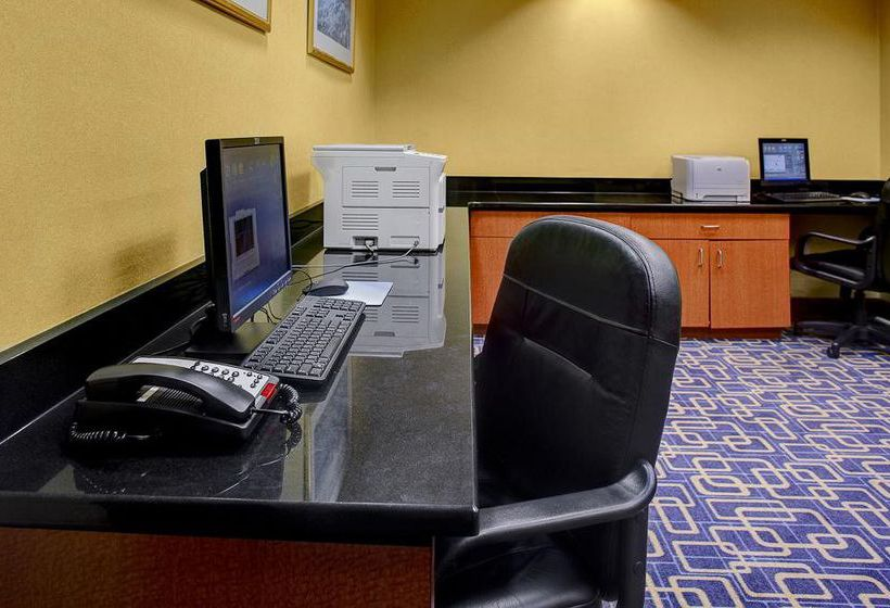 Hotel Holiday Inn Express Richmond Airport Sandston