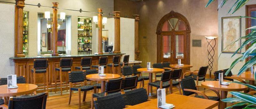 Cafeteria Hotel NH Palacio de Vigo
