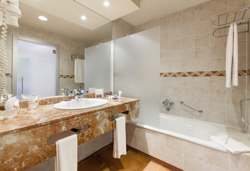 Bathroom Hotel Best Jacaranda Costa Adeje