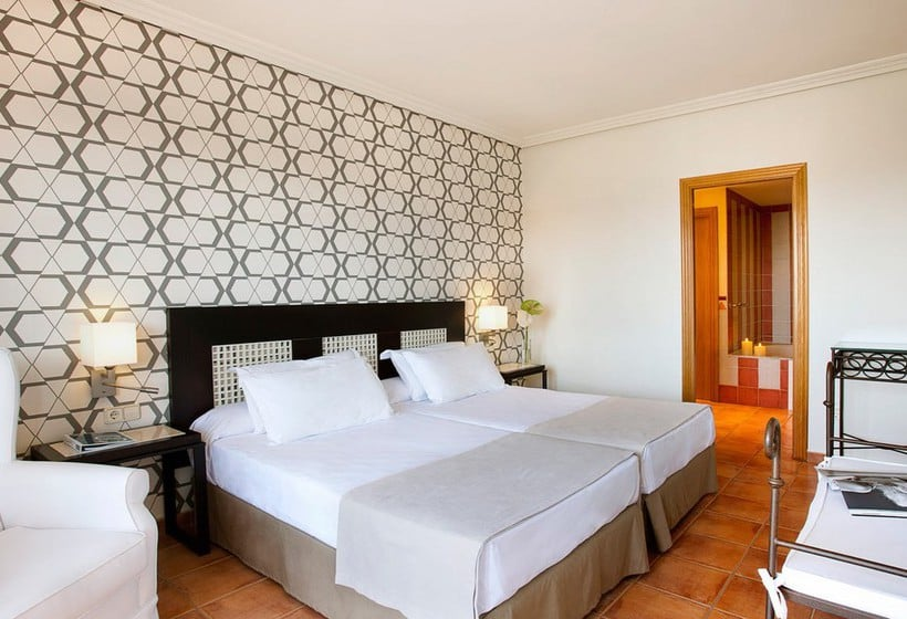 اتاق هتل H10 Salauris Palace سالو