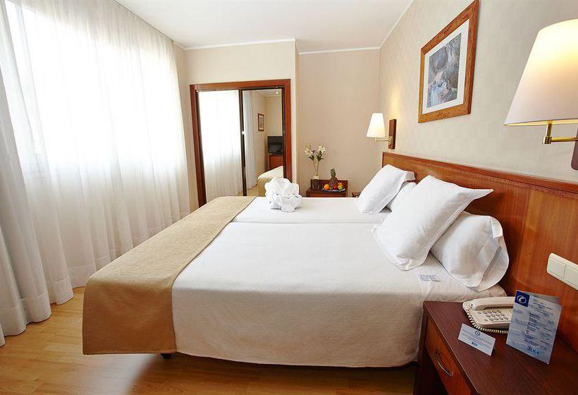 Room Hotel HCC Montblanc Barcelona