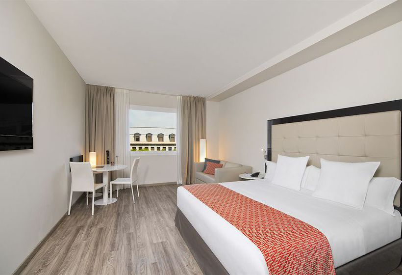 Hotel NH Madrid Suecia