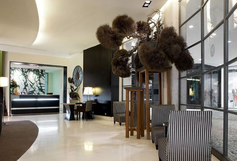 Hotel NH Liberdade Lisbon