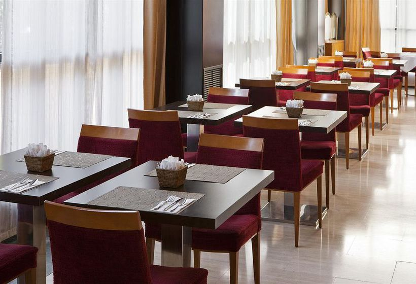 Restaurant Hotel Leonardo Madrid City Center