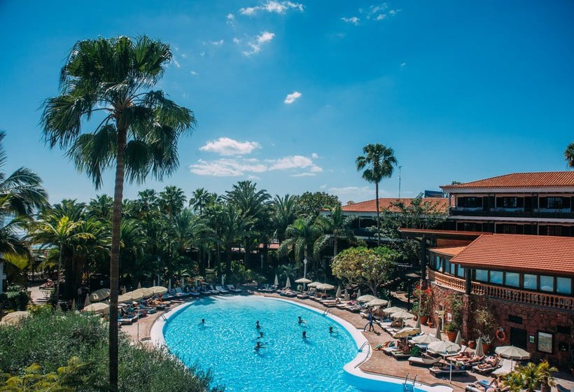 Swimming pool Hotel Parque Tropical Playa del Ingles