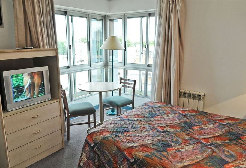 Hotel Tres Cruces Montevideo