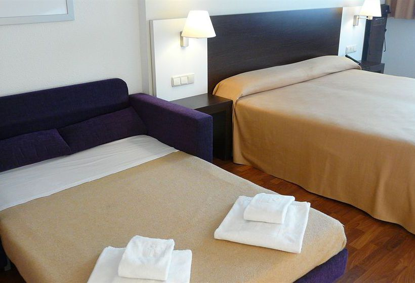 Room Hotel Tryp Valencia Feria