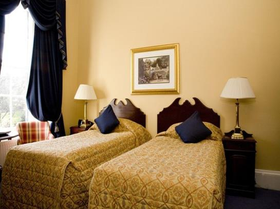 Hotel The Royal Scots Club Edinburgh