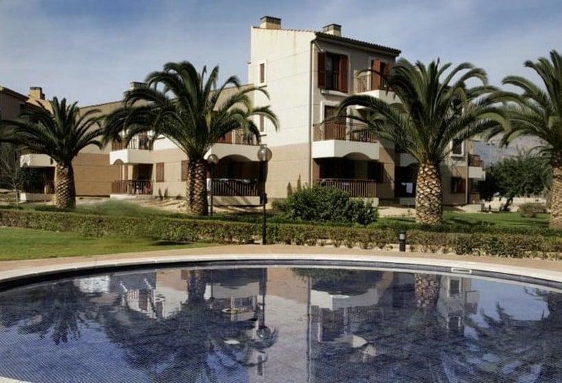 استخر Albir Garden Resort L'Alfas del Pi
