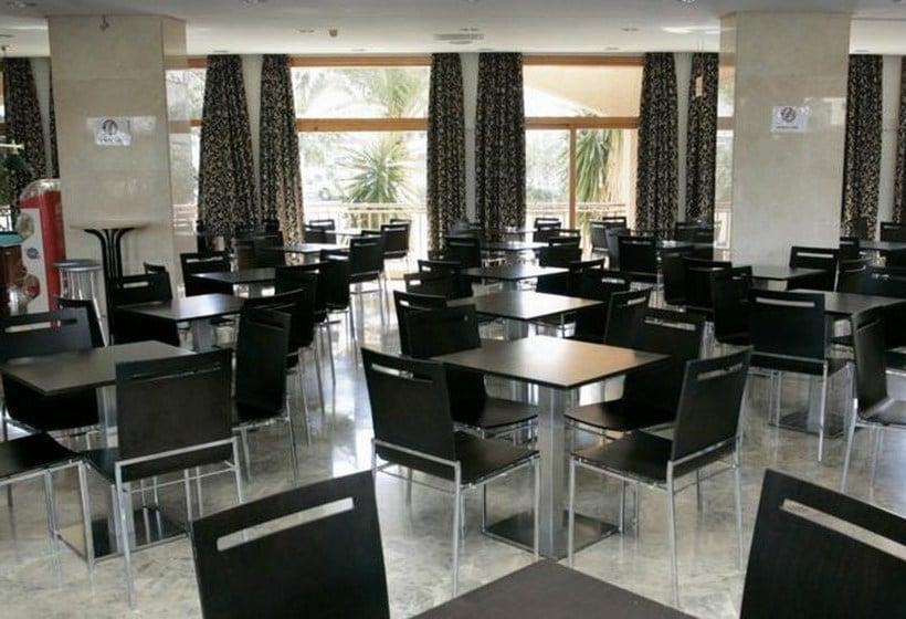 رستوران Albir Garden Resort L'Alfas del Pi