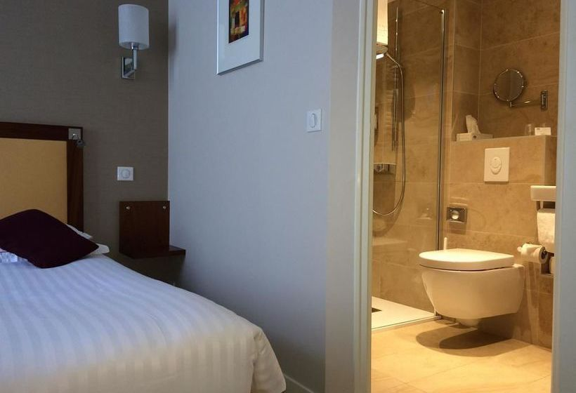 Best Western Hotel D'Angleterre Bourges