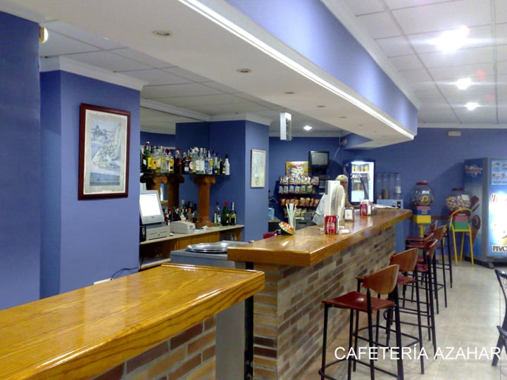 Cafeteria Complejo Eurhostal Alcoceber