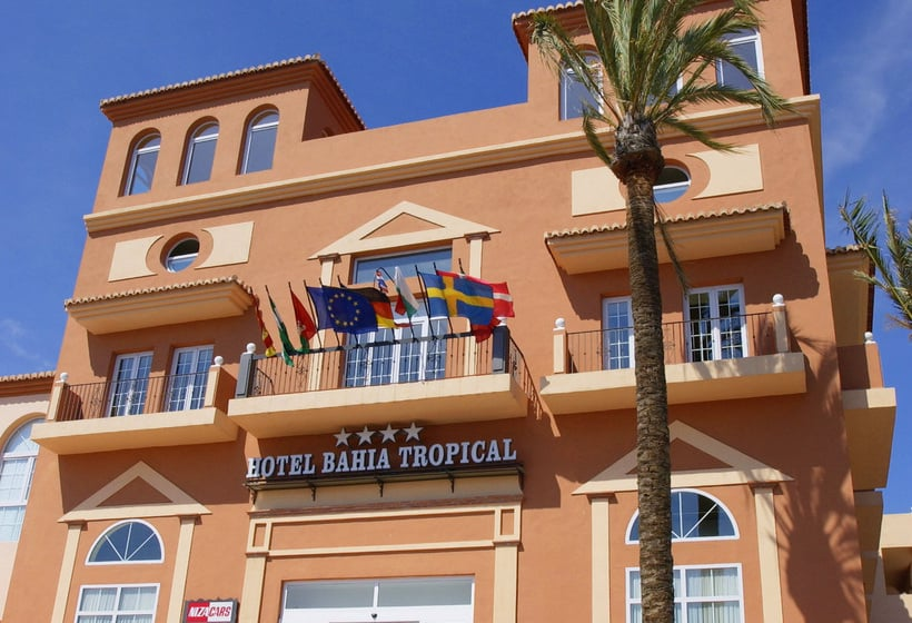 Hotel Bahía Tropical Almunyecar