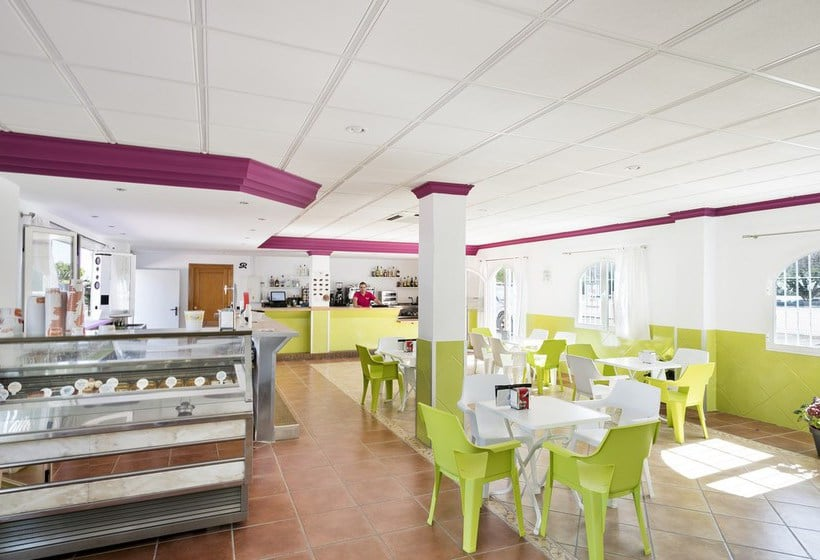 Restaurant Hotel Best Oasis Tropical Mojacar
