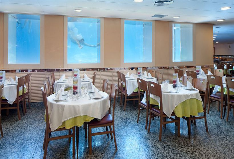 Restaurant Hotel H Top Royal Star Lloret de Mar