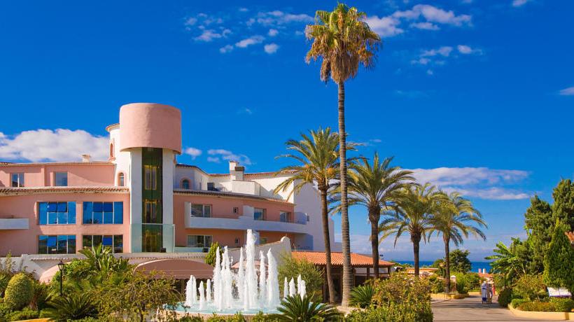 hotel marbella telefono:
