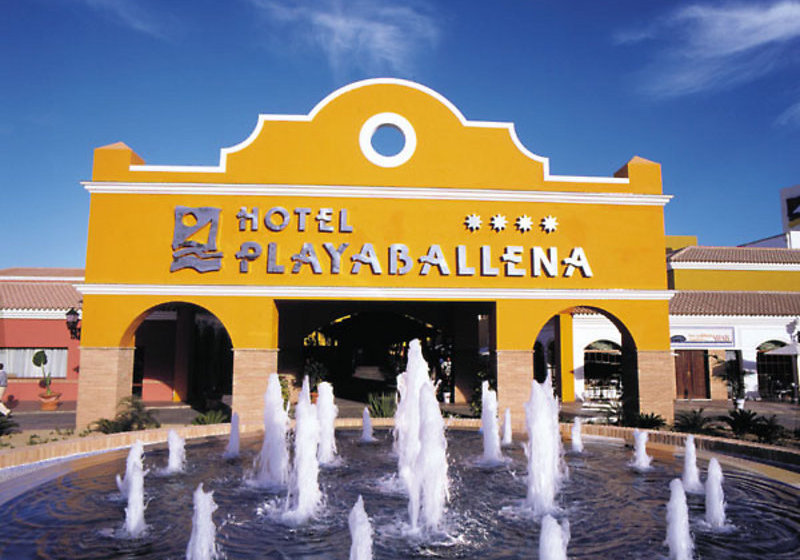 Hotel Playaballena Spa  Rota