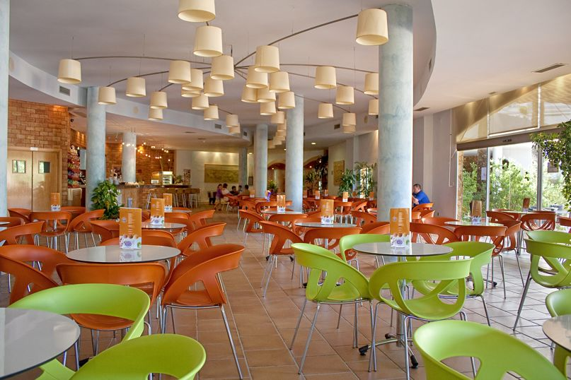 Cafeteria Hotel Servigroup Marina Mar Mojacar