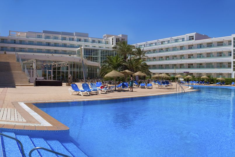 Swimming pool Hotel Servigroup Marina Playa Mojacar