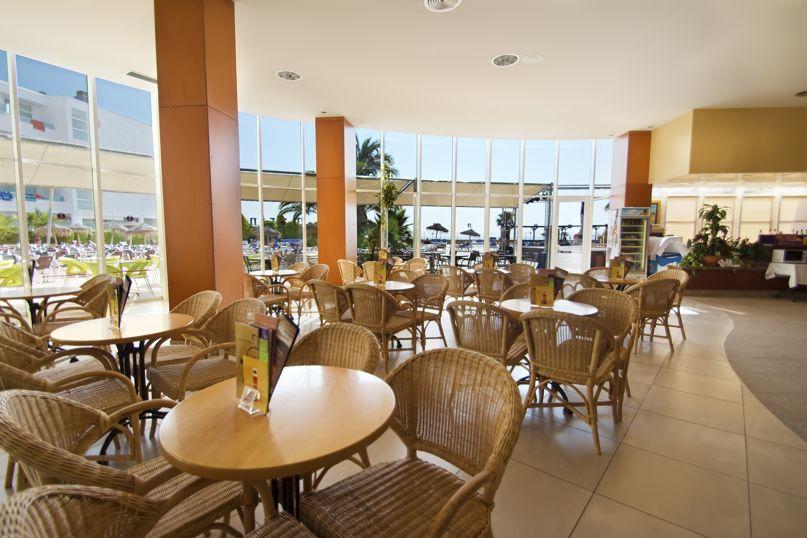 Cafeteria Hotel Servigroup Marina Playa Mojacar