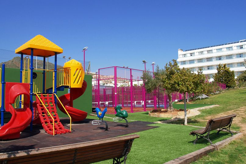 Children's facilities Hotel Servigroup Marina Playa Mojacar