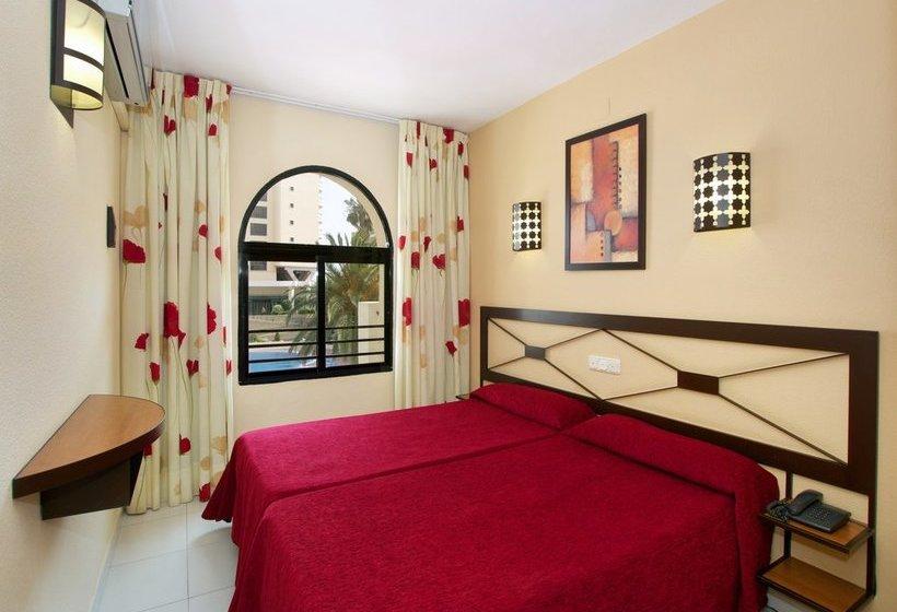 Puente Real Hotel & Apartamentos ترمولینوس