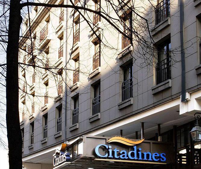 Citadines Prestige Les Halles Paris