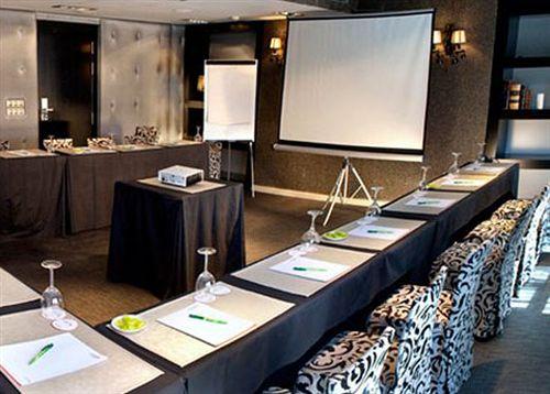 اتاق جلسه هتل Mirador de Chamartín مادرید