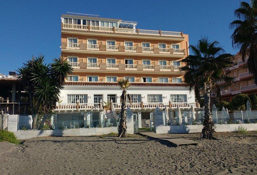 hotel santa rosa in torrox costa starting at 15 destinia. Black Bedroom Furniture Sets. Home Design Ideas