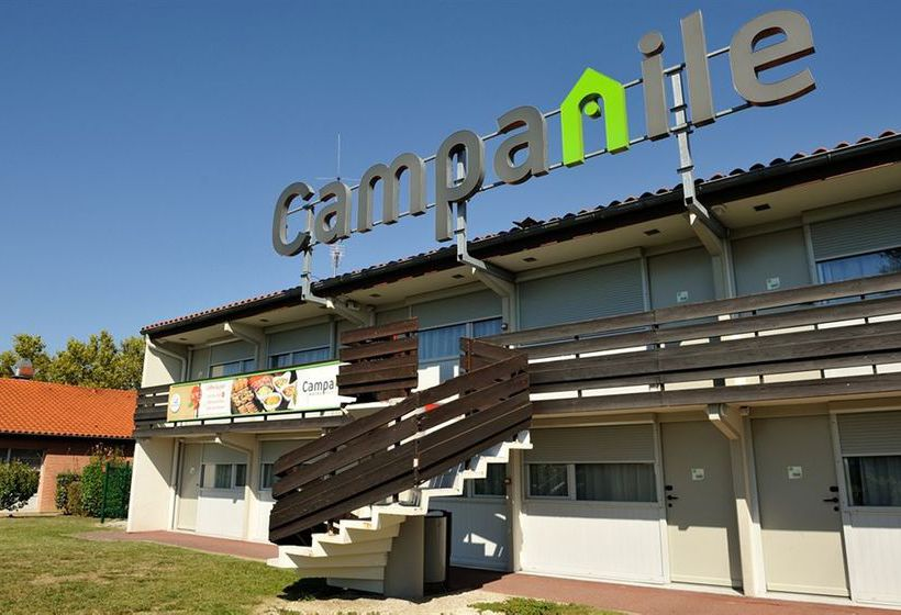 Hotel Campanile Toulouse Sud Labège Innopole Labege