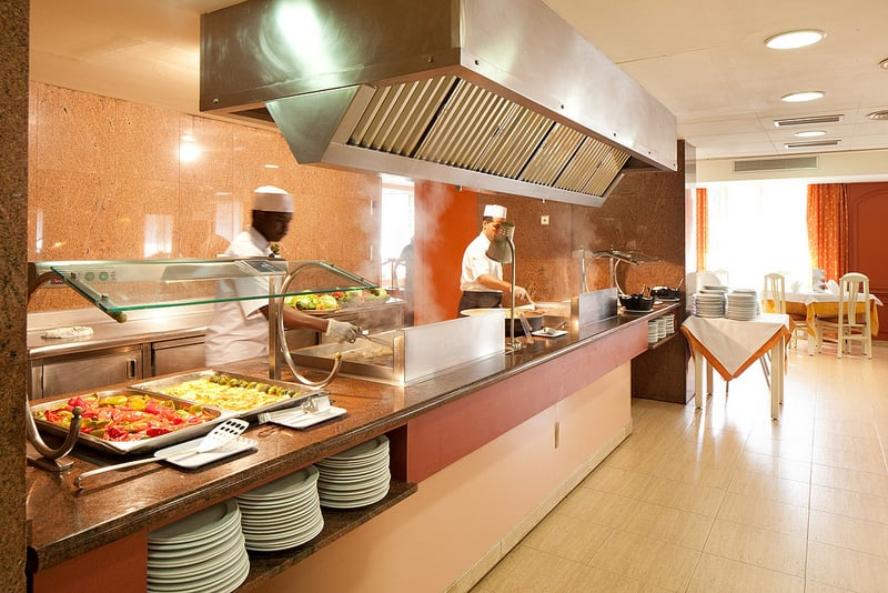 Restaurant Hotel H Top Calella Palace
