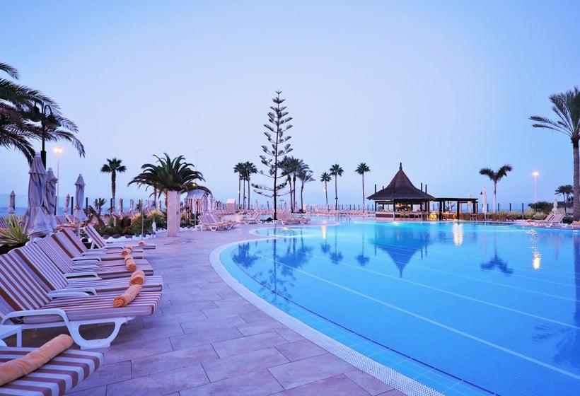 Reception Hotel Iberostar Anthelia Costa Adeje