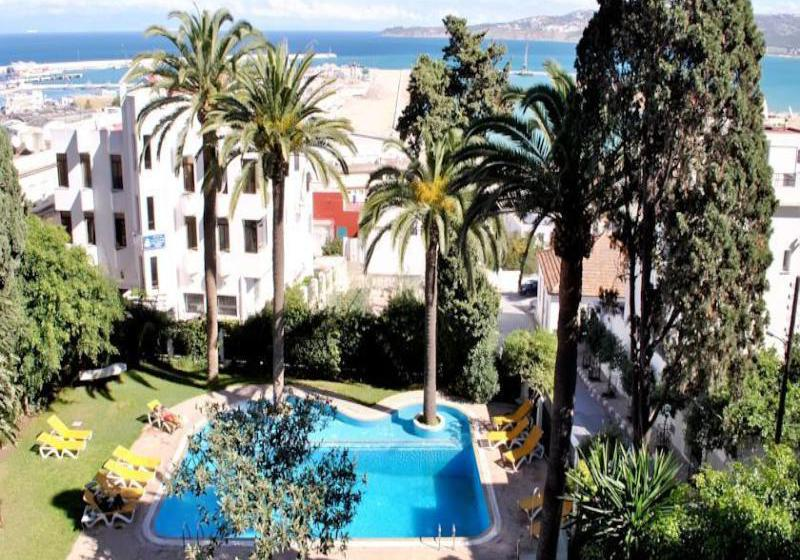 Hotel Rembrandt Tangier