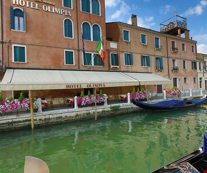 Best Western Hotel Olimpia Venice