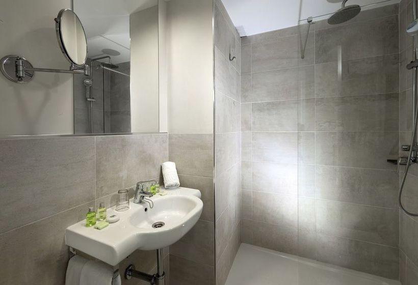 Bathroom Hesperia Bristol Playa Corralejo