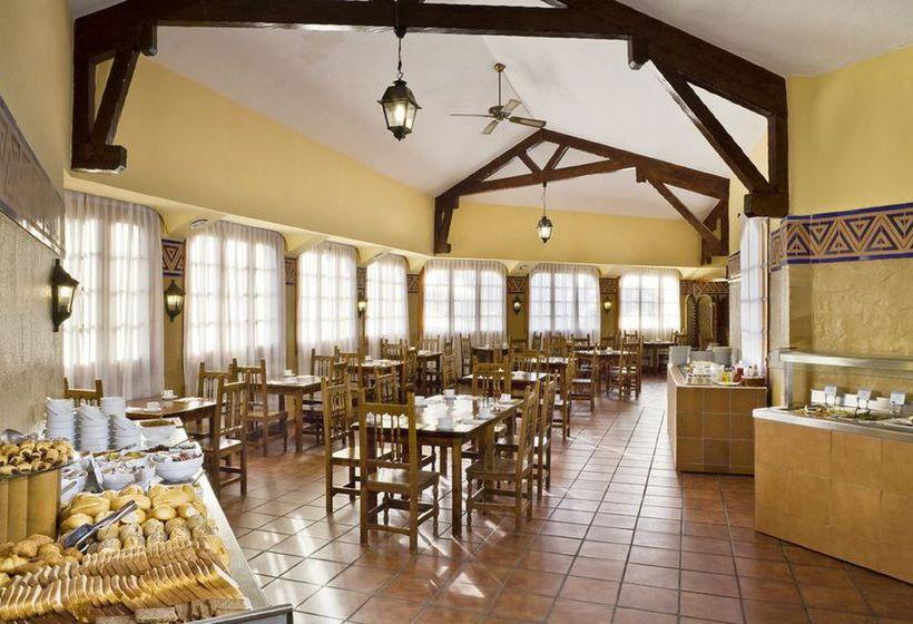 Restaurant Hesperia Bristol Playa Corralejo