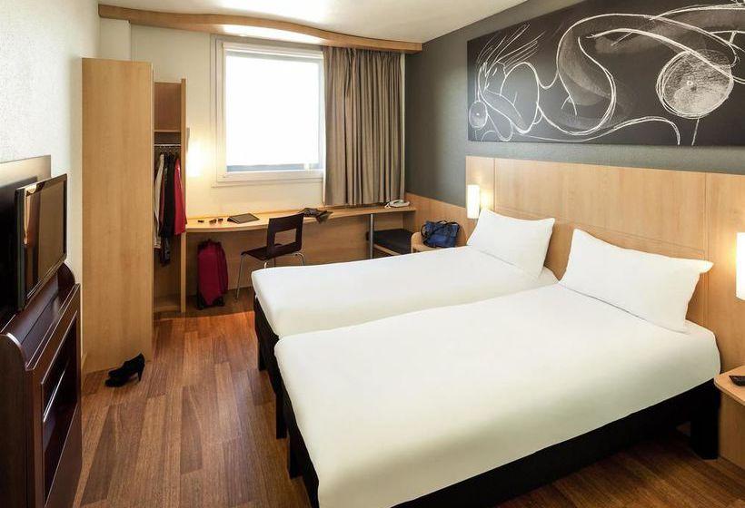 Hotel Ibis Barcelona Meridiana