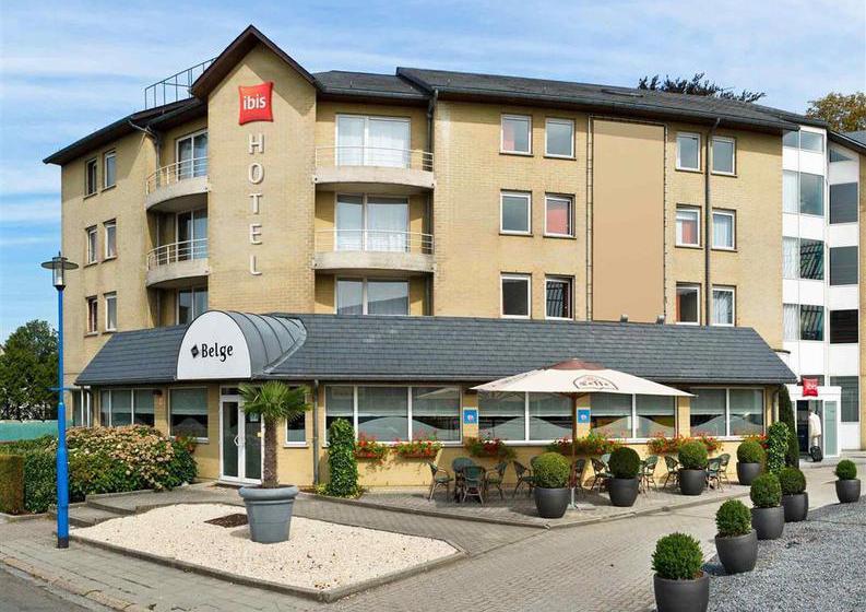 Hotel Ibis Brussels Expo-Atomium