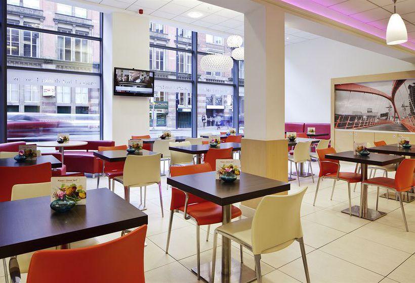 Hotel Ibis Manchester Centre Portland Street