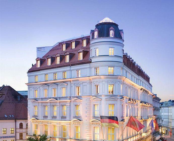 Hotel Mandarin Oriental Munich Múnich