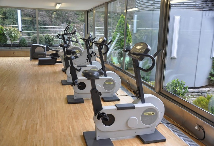 Sports facilities Hotel Tropical Les Escaldes-Engordany