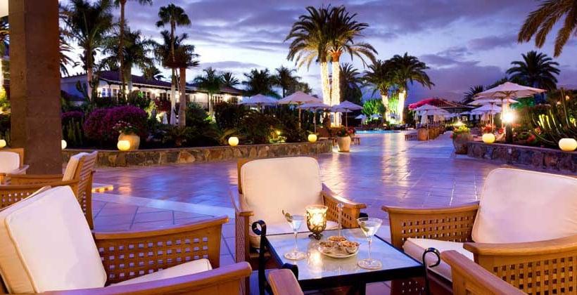 Terrace Seaside Grand Hotel Residencia Maspalomas