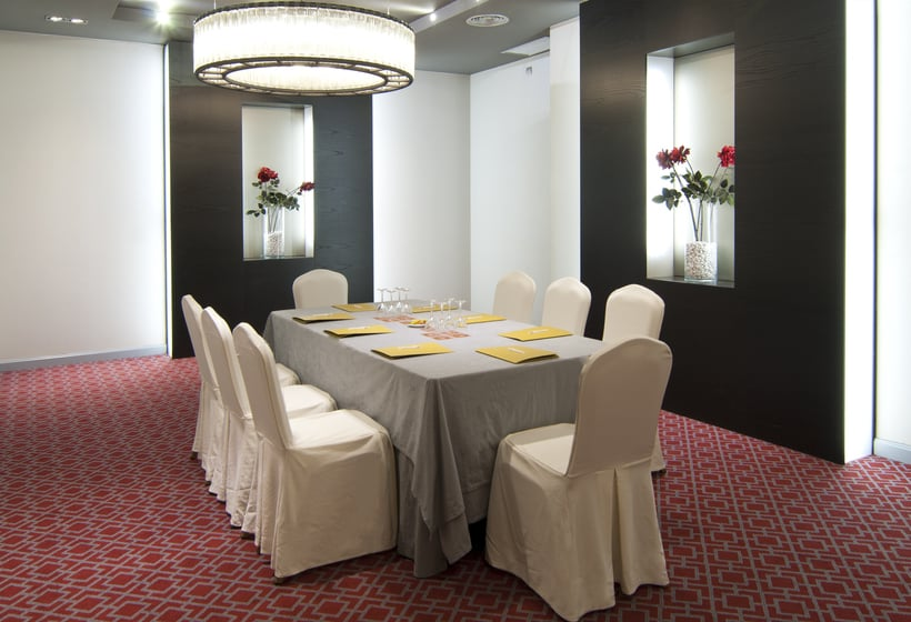 Meeting rooms Hotel Silken Coliseum Santander