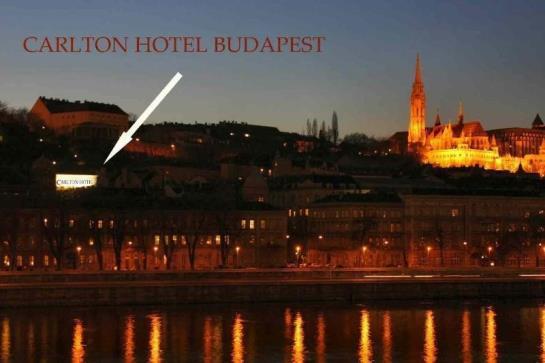 Hotel Carlton Budapest
