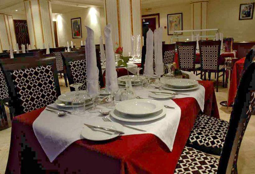 Hotel Prince De Paris Casablanca