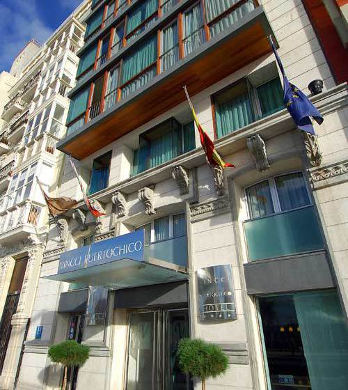 Hotel Vincci Puertochico Santander
