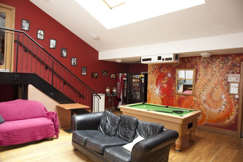 Hostel Jacobs Inn Dublin
