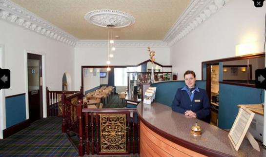 Piries Hotel ادینبرو