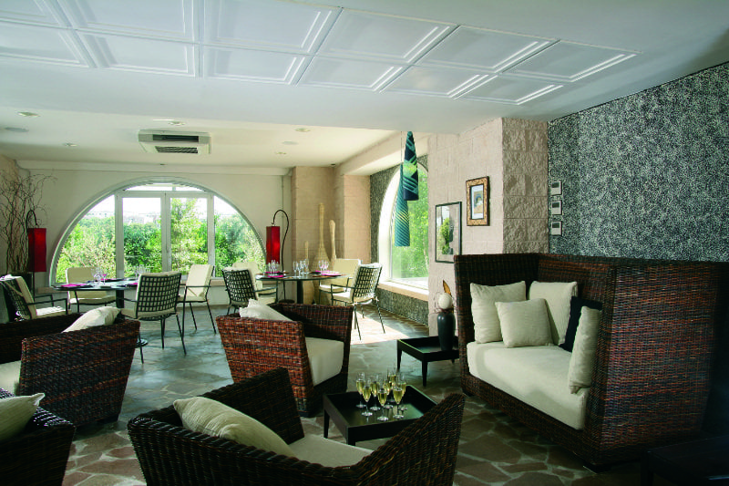 Common areas Hotel Barcelo Aran Park Rome