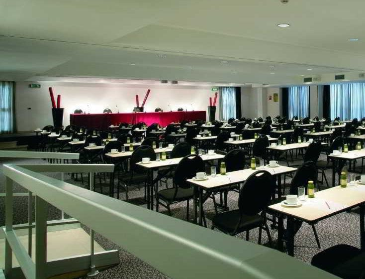 Meeting rooms Hotel Barcelo Aran Park Rome